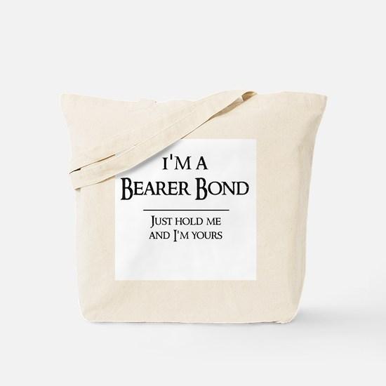 Bearer Bond Tote Bag