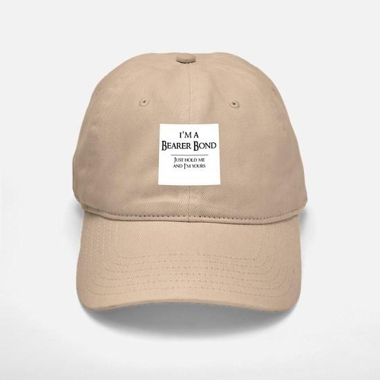 Bearer Bond Baseball Baseball Cap