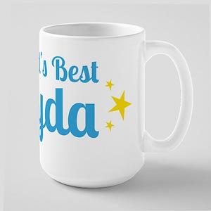 Worlds Best Zeyda Mugs