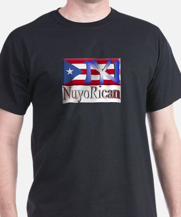 Cute Nuyorican T-Shirt