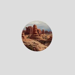 Arches National Park Mini Button