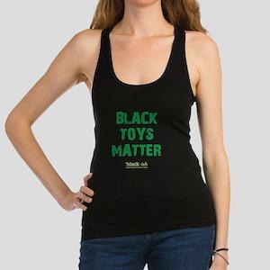 BLACK TOYS MATTER Tank Top