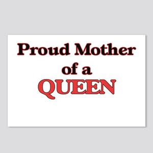 Proud Mother of a Queen Postcards (Package of 8)