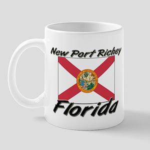 New Port Richey Florida Mug
