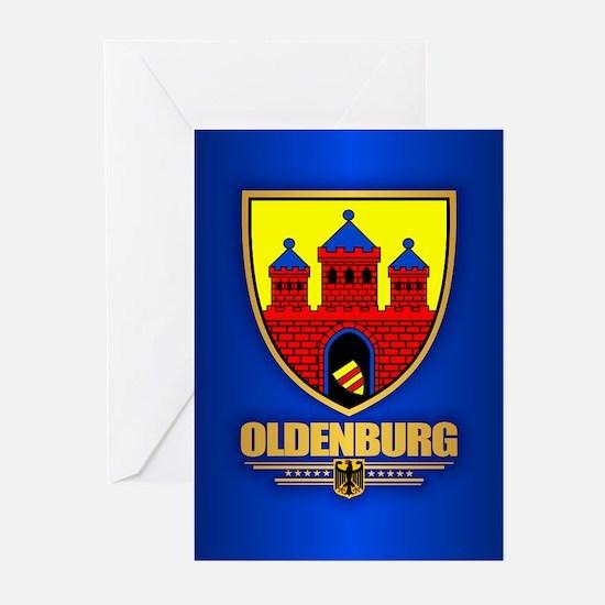 Oldenburg Greeting Cards
