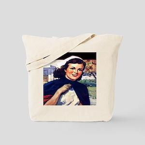SENIOR NURSE Tote Bag
