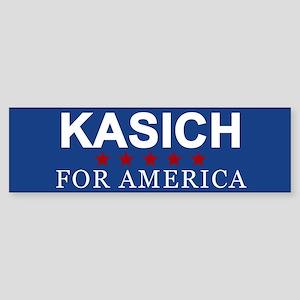 Kasich For America Bumper Sticker