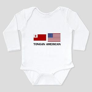 Tongan American Infant Bodysuit Body Suit