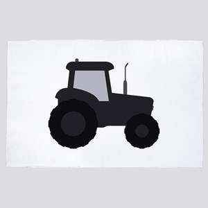 tractor 4' x 6' Rug