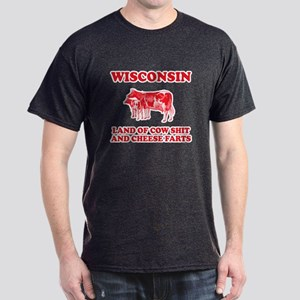 Wisconsin Dark T-Shirt