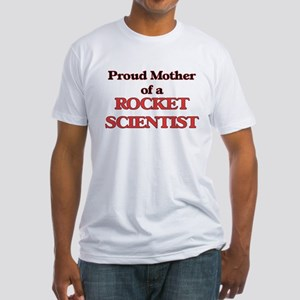 Proud Mother of a Rocket Scientist T-Shirt