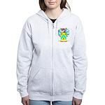Provenzano Women's Zip Hoodie