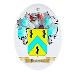 Provensal Oval Ornament
