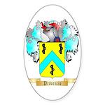 Provencio Sticker (Oval 50 pk)
