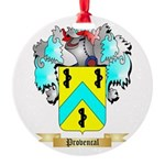Provencal Round Ornament