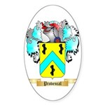 Provencal Sticker (Oval 10 pk)