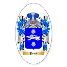 Prout Sticker (Oval)
