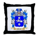 Prout Throw Pillow