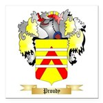 Proudy Square Car Magnet 3