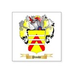 Proudy Square Sticker 3