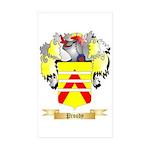 Proudy Sticker (Rectangle 50 pk)