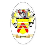 Proudy Sticker (Oval)
