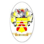 Proudy Sticker (Oval 50 pk)