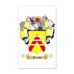 Proudy 35x21 Wall Decal
