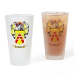 Proudy Drinking Glass