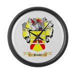 Proudy Large Wall Clock