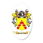 Proudfellow Oval Car Magnet