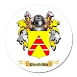 Proudfellow Round Car Magnet
