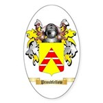 Proudfellow Sticker (Oval)