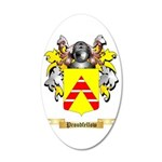 Proudfellow 35x21 Oval Wall Decal