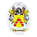 Proudfellow Oval Ornament
