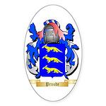 Proude Sticker (Oval 50 pk)