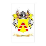 Proud Sticker (Rectangle 50 pk)