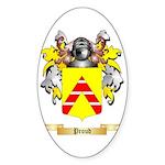 Proud Sticker (Oval 50 pk)