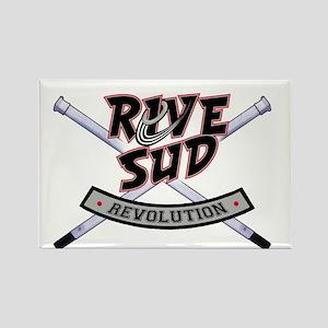 Révolution Rive Sud Rectangle Magnet