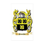 Proschke Sticker (Rectangle 50 pk)