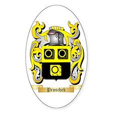Proschek Sticker (Oval)