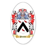 Proctor Sticker (Oval)