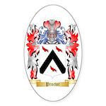 Proctor Sticker (Oval 50 pk)