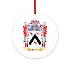 Proctor Round Ornament