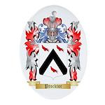 Procktor Oval Ornament