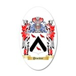 Prockter 20x12 Oval Wall Decal