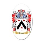 Prockter 35x21 Oval Wall Decal