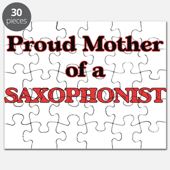 Proud Mother of a Saxophonist Puzzle