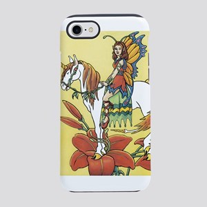Fairy and Horse iPhone 8/7 Tough Case