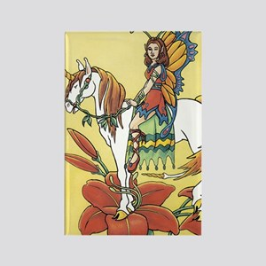 Fairy And Horse Magnets